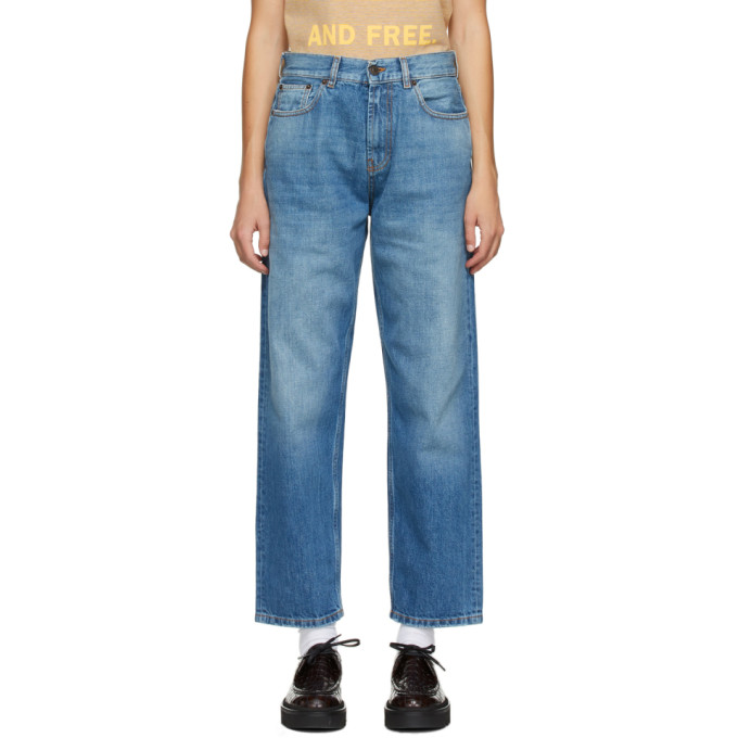 6397 Jean bleu Skater