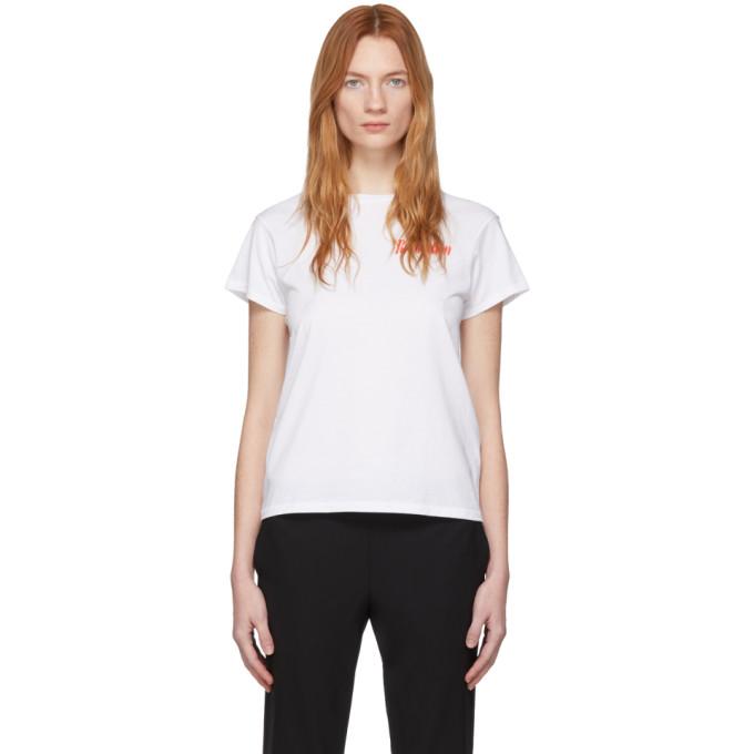 6397 T-shirt blanc Revolution Boy