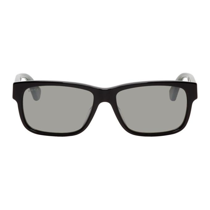 Gucci Black Classic Sunglasses