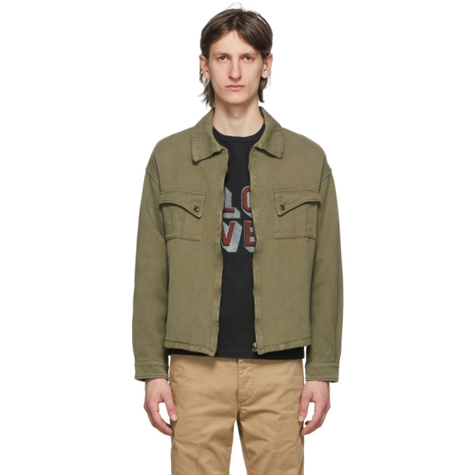Visvim Visvim Green Haywood Jacket