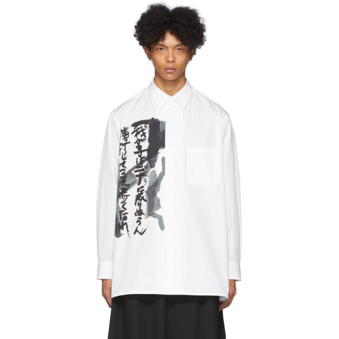 Yohji Yamamoto ビッグ シャツ