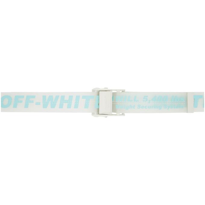 Off-white Transparent Rubber Industrial Belt