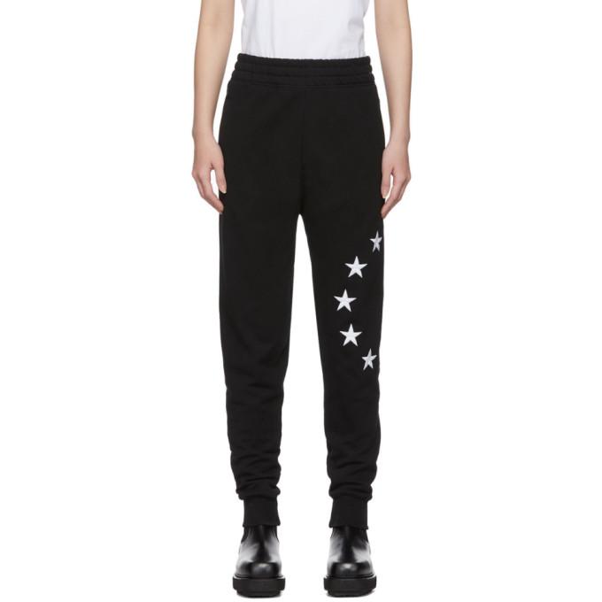 Etudes Pantalon de survetement noir Tempera Europa