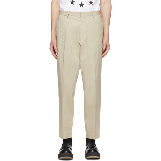 Etudes Pantalon beige Revolte