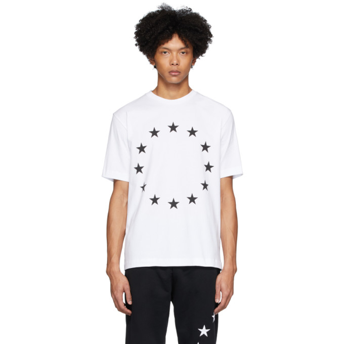 Etudes T-shirt blanc Wonder Europa
