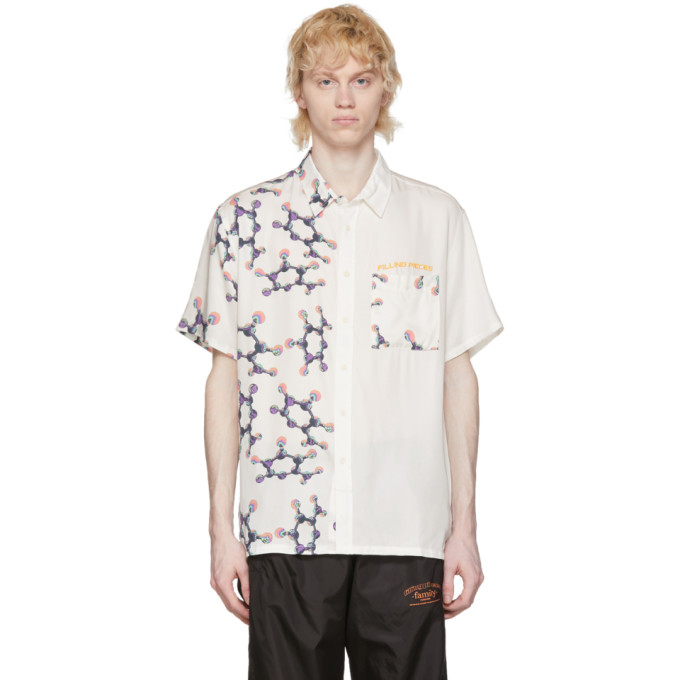 Filling Pieces Chemise blanche Helix Resort