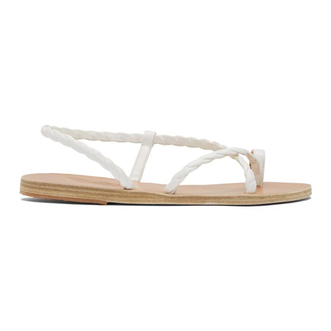 Buy Ancient Greek Sandals White Fysi Sandals online
