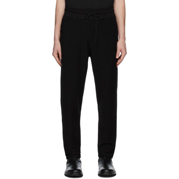 Craig Green Pantalon de survetement lace noir