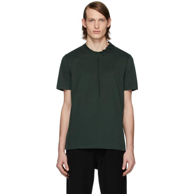 Craig Green T-shirt lace vert