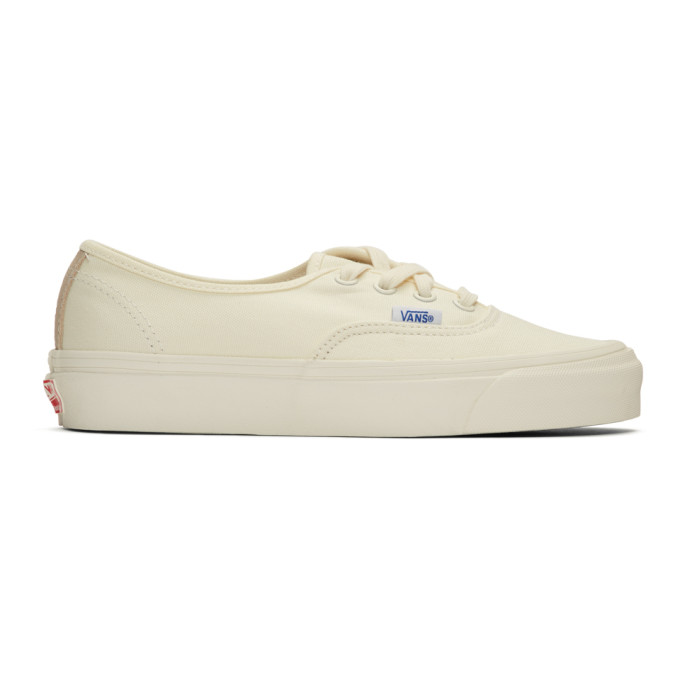 Vans Off White OG Authentic LX Sneakers