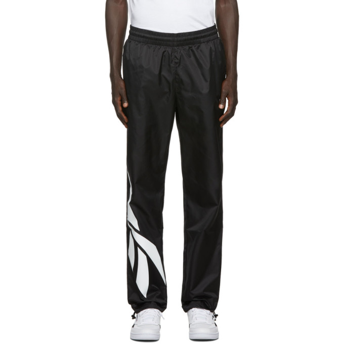 Reebok Classics Black Team Track Pants