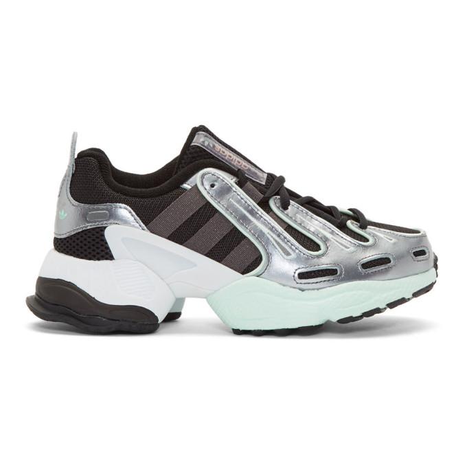 adidas Originals Black EQT Gazelle Sneakers