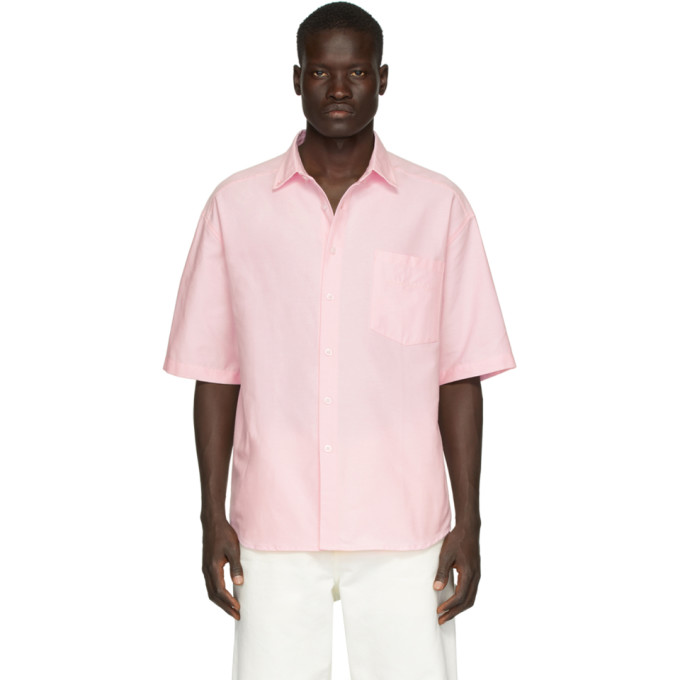 Noon Goons Chemise rose The Simple Oxford