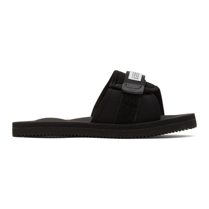 Suicoke Sandales noires Padri