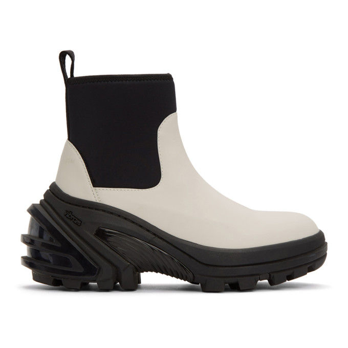 Buy 1017 ALYX 9SM Off-White Rubber Boots online
