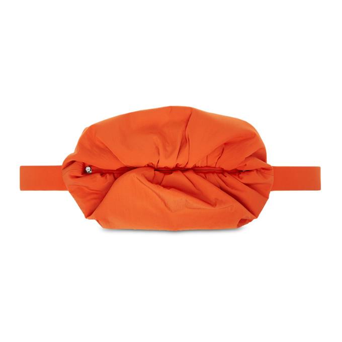 Bottega Veneta Pochette orange The Body