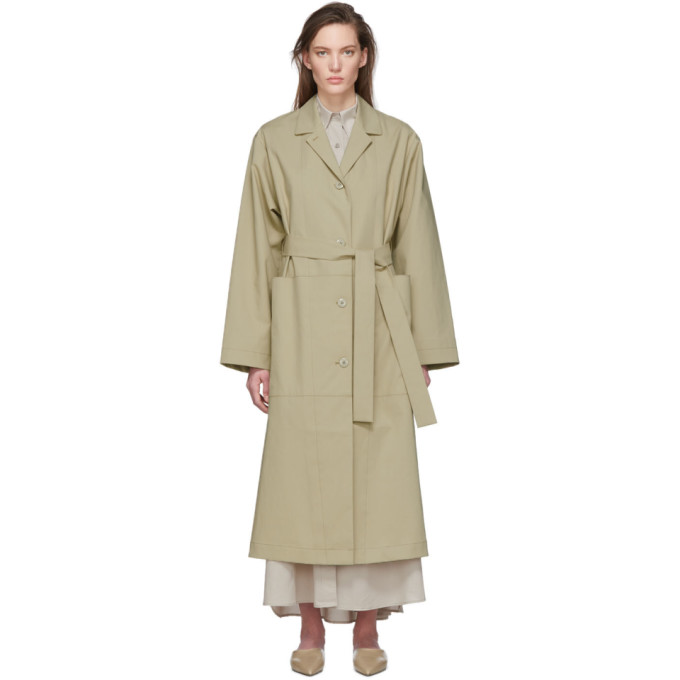 Julia Jentzsch Beige Winona Coat In Clay