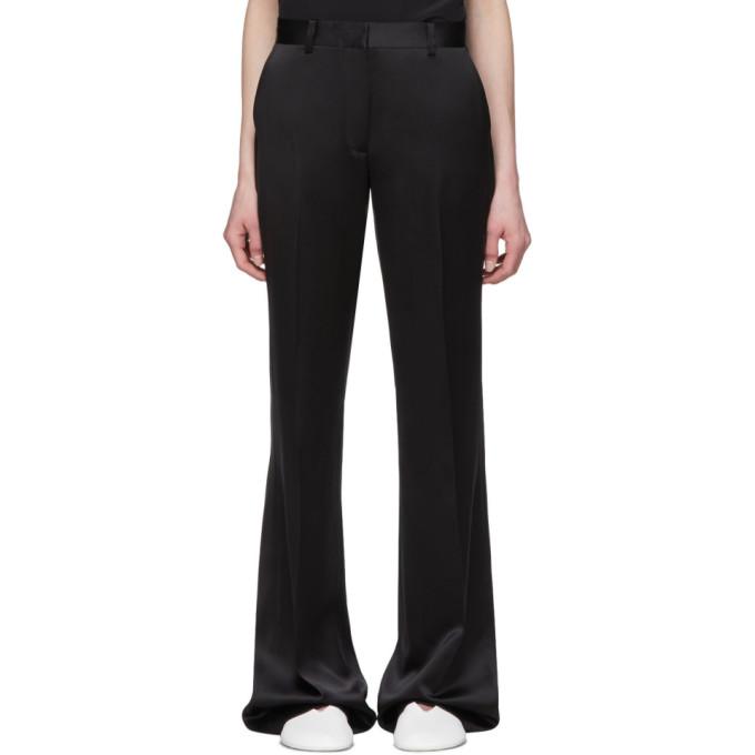 Julia Jentzsch Black Silk Berber Pants