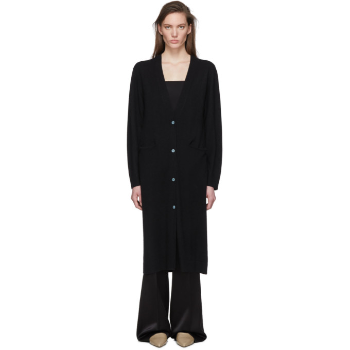 Julia Jentzsch Black Xin Long Cardigan