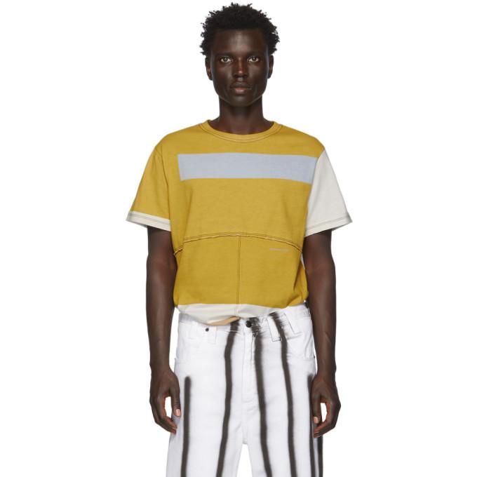 Eckhaus Latta T-shirt multicolore Atmospheric Lapped