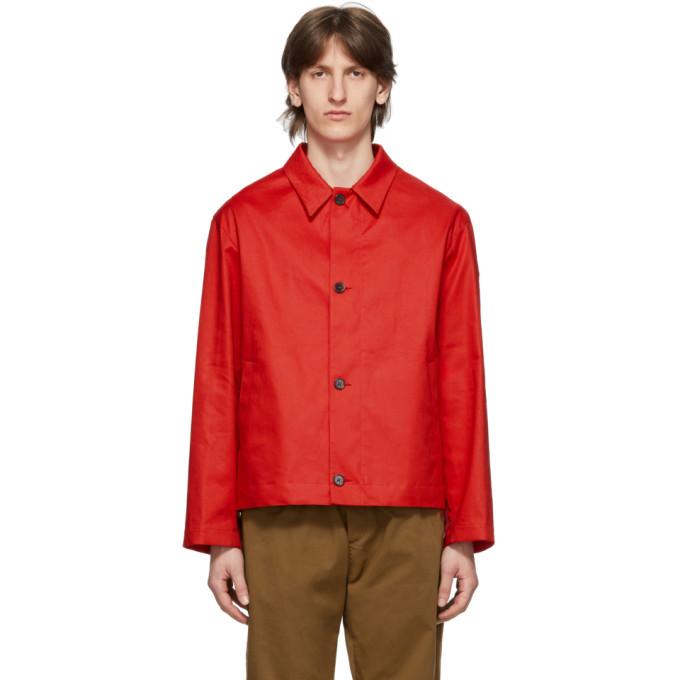 Mackintosh Blouson rouge Oban
