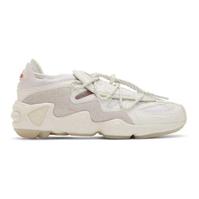 032c White adidas Original Edition Salvation Sneakers