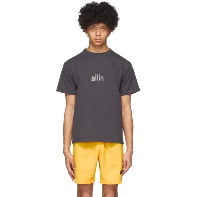 all in T-shirt noir Arc Diamond