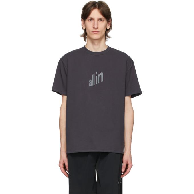 all in T-shirt noir Labo