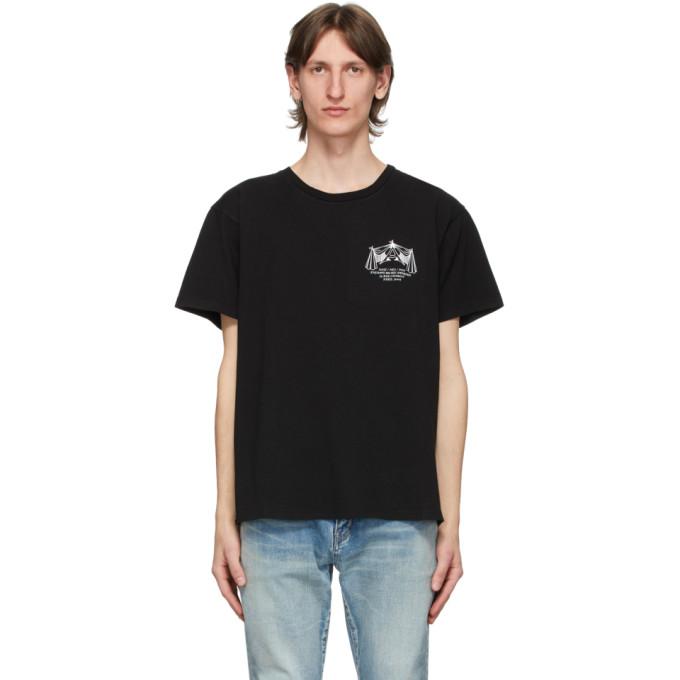 Enfants Riches Deprimes T-shirt noir Anti/Neo/Post