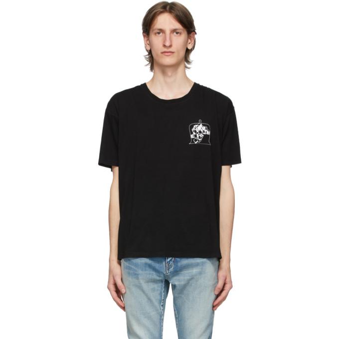 Enfants Riches Deprimes T-shirt noir Nouvel Echec