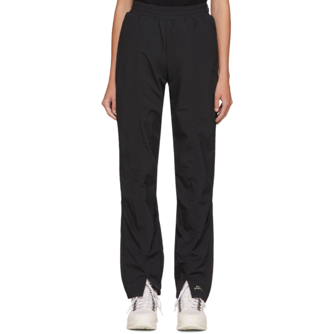 A-COLD-WALL* Pantalon noir Pleat Cuff