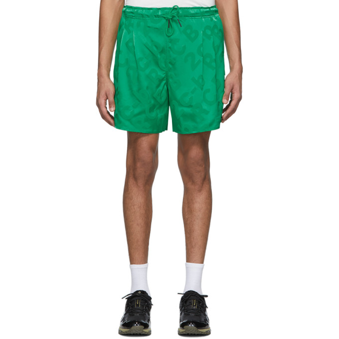 Rochambeau Sport Short - S - Also In: M, L In Green