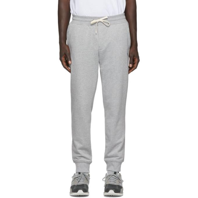 Saturdays NYC Pantalon de survetement gris Ken Slash