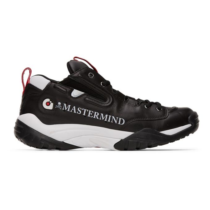 mastermind WORLD Baskets noires et blanches Rival MMJ edition Gravis