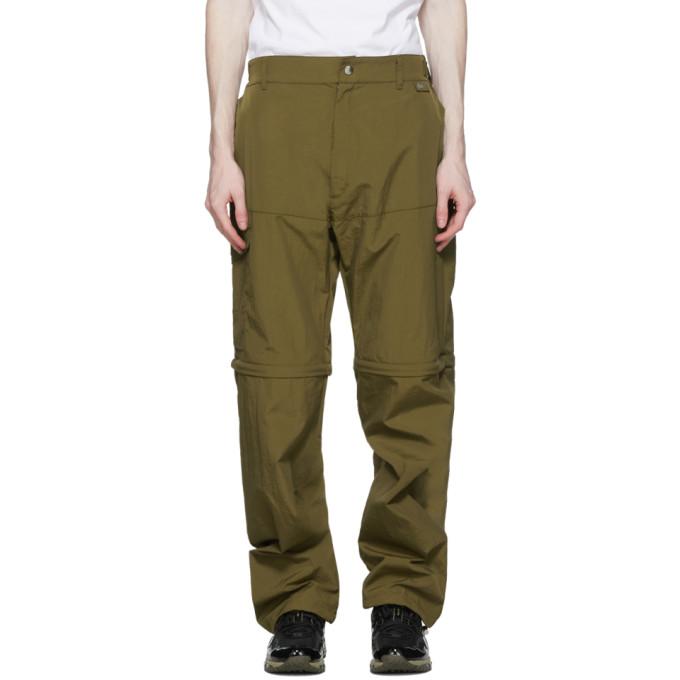 GmbH Pantalon cargo kaki Haseen