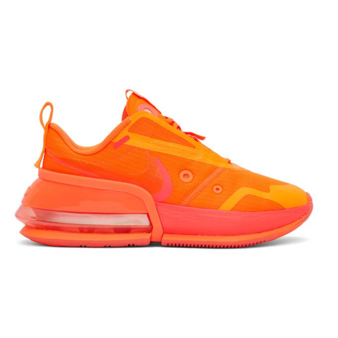 Nike Sneakers NIKE ORANGE AIR MAX UP NRG SNEAKERS