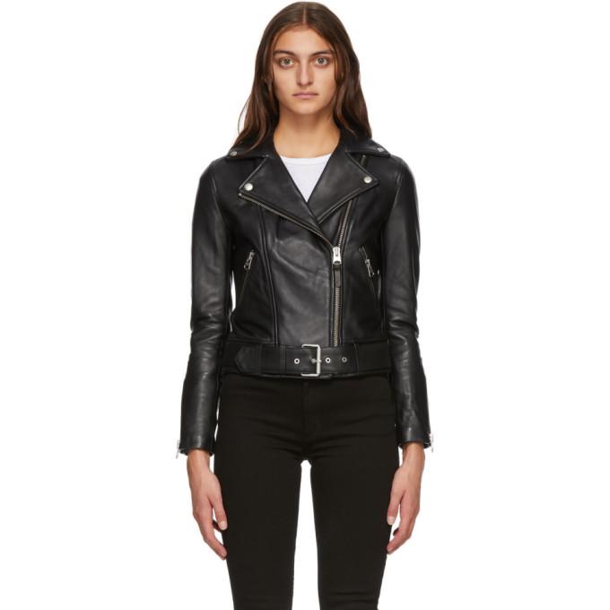 Mackage Mackage Black Kylie Leather Jacket