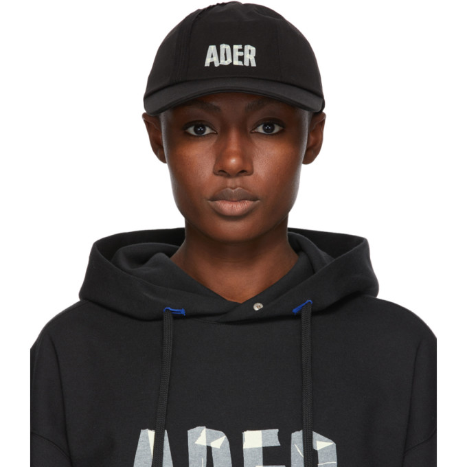 Ader Error ADER ERROR BLACK MASK CAP