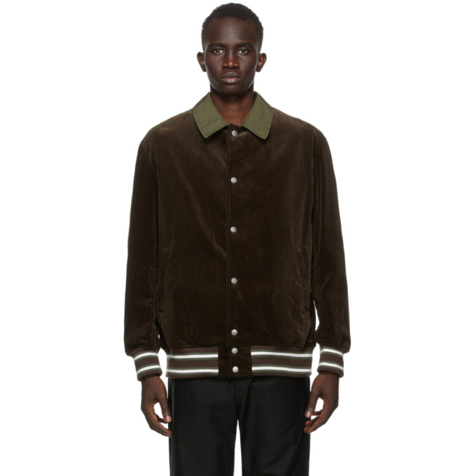 Comme des Garcons Homme Comme des Garcons Homme Brown Corduroy Jacket