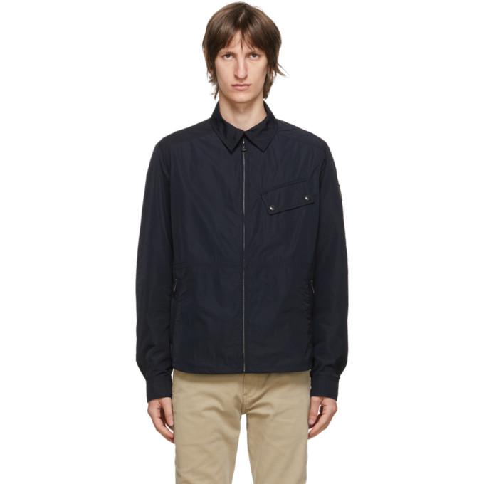 Belstaff Belstaff Navy Camber Jacket
