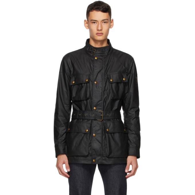 Belstaff Belstaff Black Trailmaster Jacket