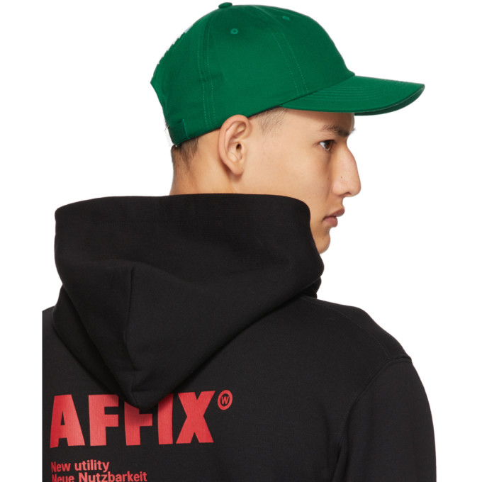 AFFIX Caps AFFIX GREEN FOLEY SEQUENCE CAP