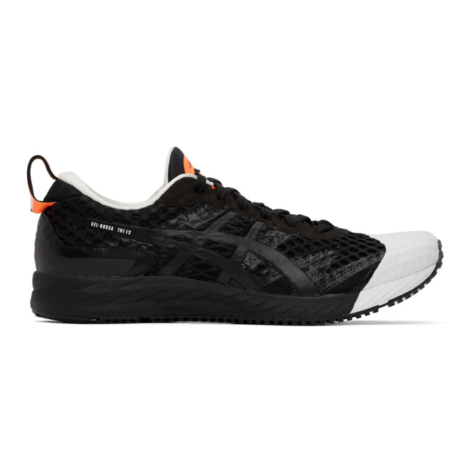 Affix Baskets noires Gel-Noosa Tri 12 edition Asics