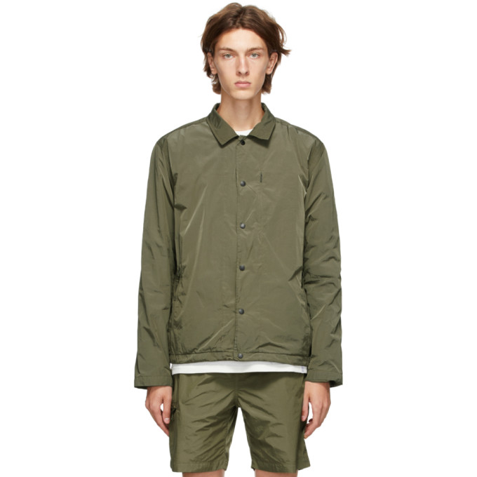 Norse Projects Norse Projects Green Svend GMD Jacket