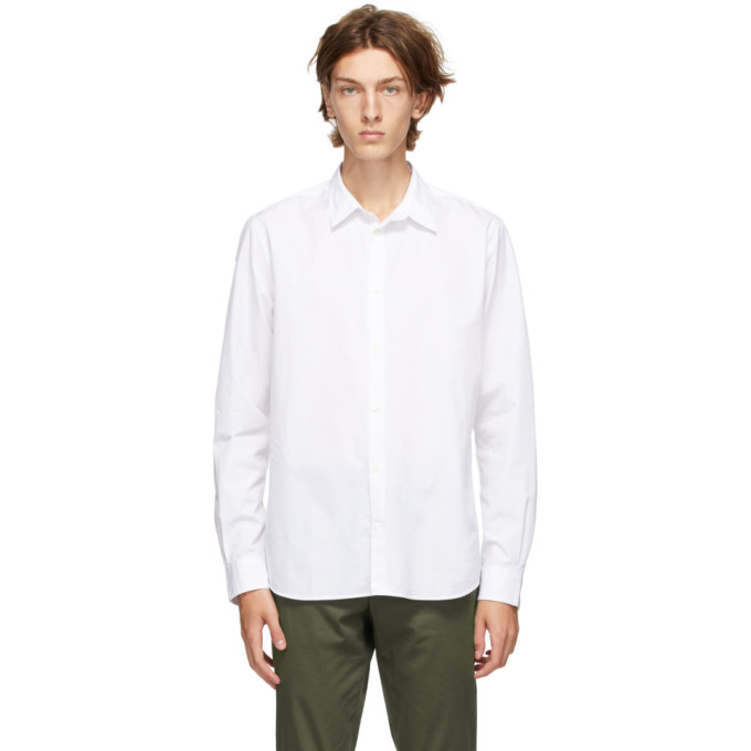 Norse Projects Chemise blanche Hans