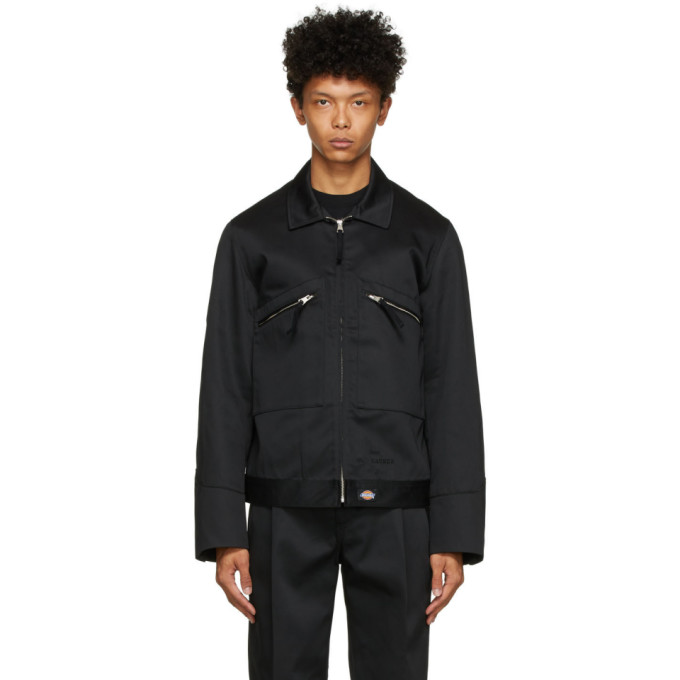 BED J.W. FORD BED J.W. FORD Black Dickies Edition Western Jacket