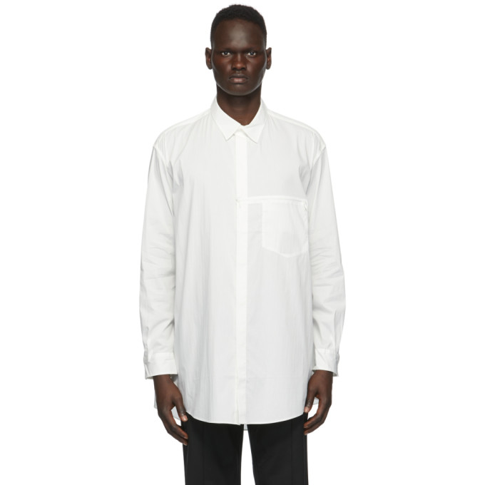 Y-3 Chemise blanche Classic