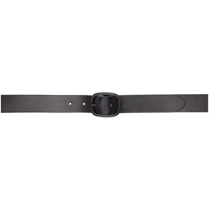 Maximum Henry Maximum Henry Black Oval Belt