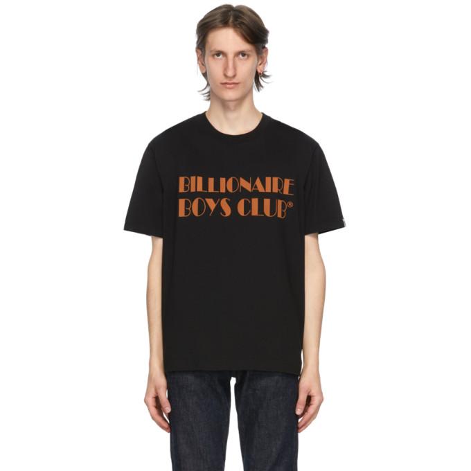 Billionaire Boys Club T-shirt a logo noir