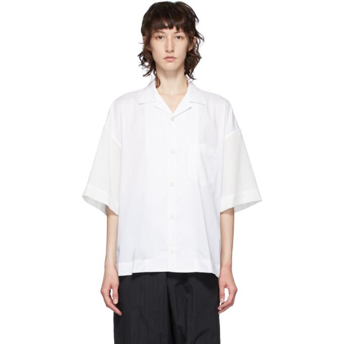 Fumito Ganryu Chemise blanche Combination